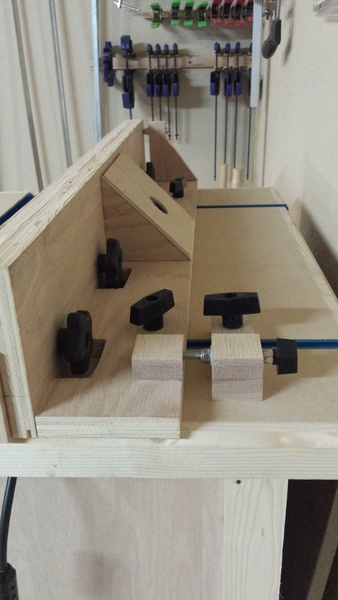 Micro Adjust Router Table Fence Woodworking Talk Woodworkers Forum