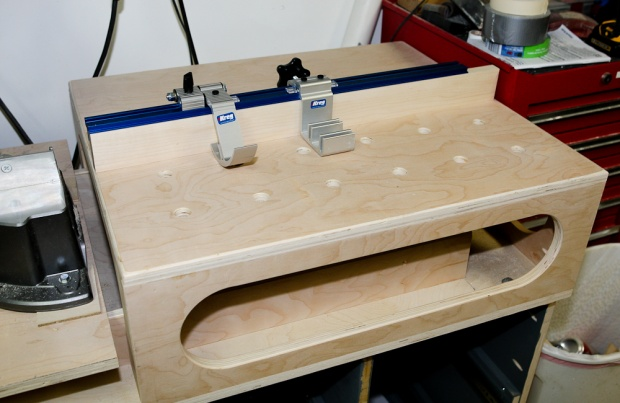 Need Clamps For My Paulk Workbench Woodworking Talk