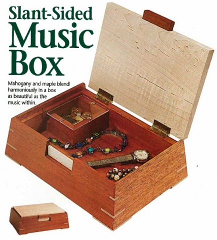 This Week Woodworking Plans Jewelry Box My New Blog