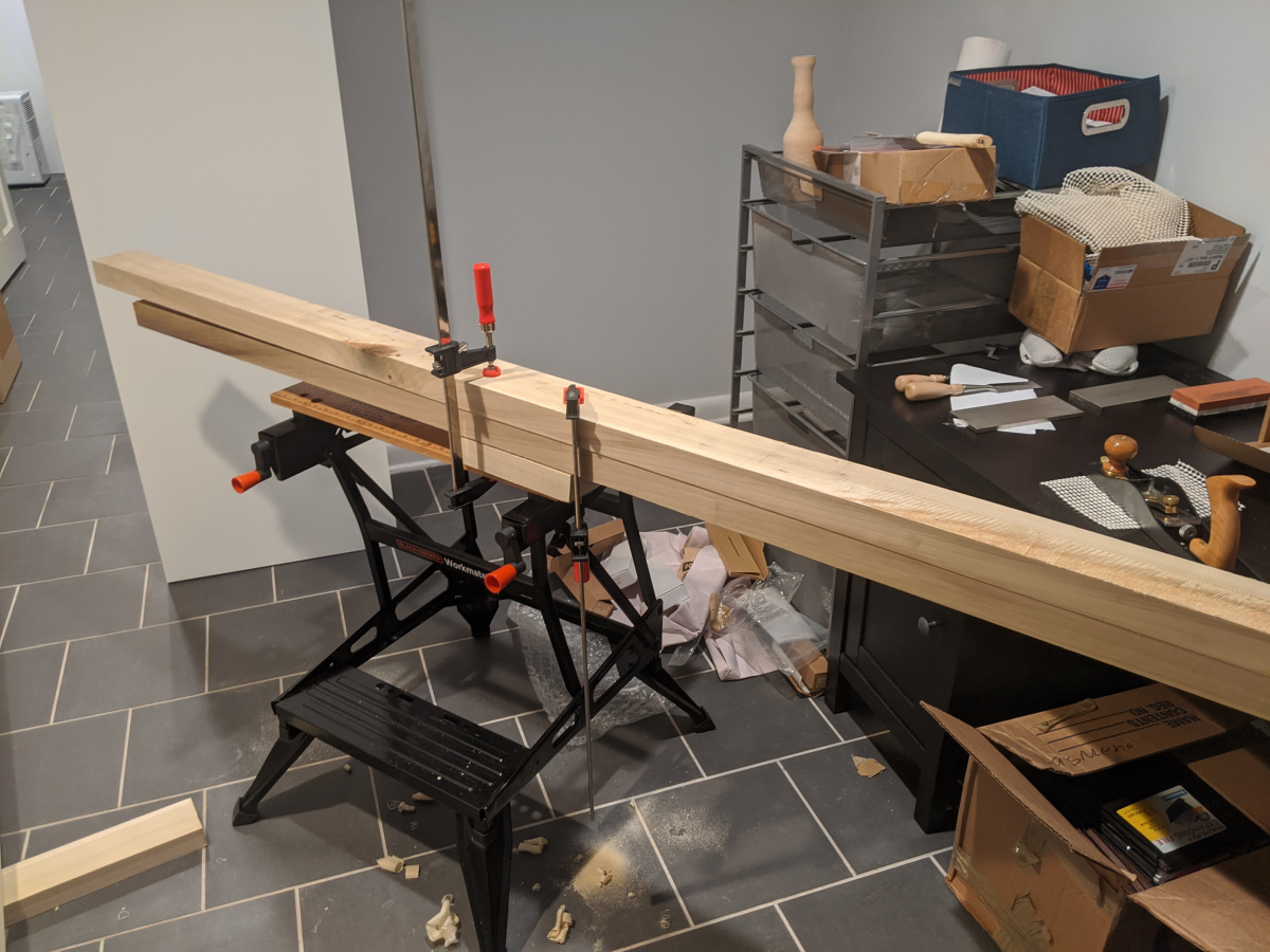 Beginner - building a workbench-mvimg_20191105_222215.jpg