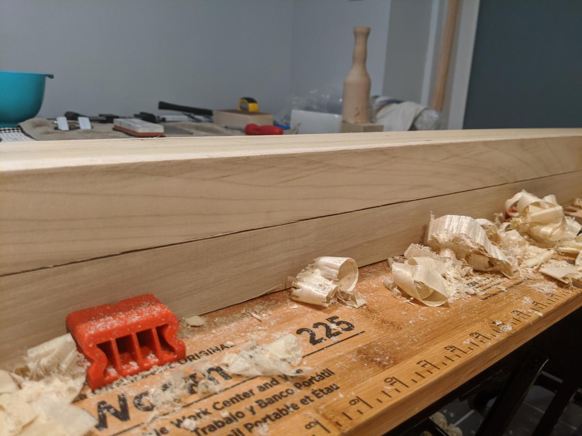 Beginner - building a workbench-mvimg_20191107_210057.jpg