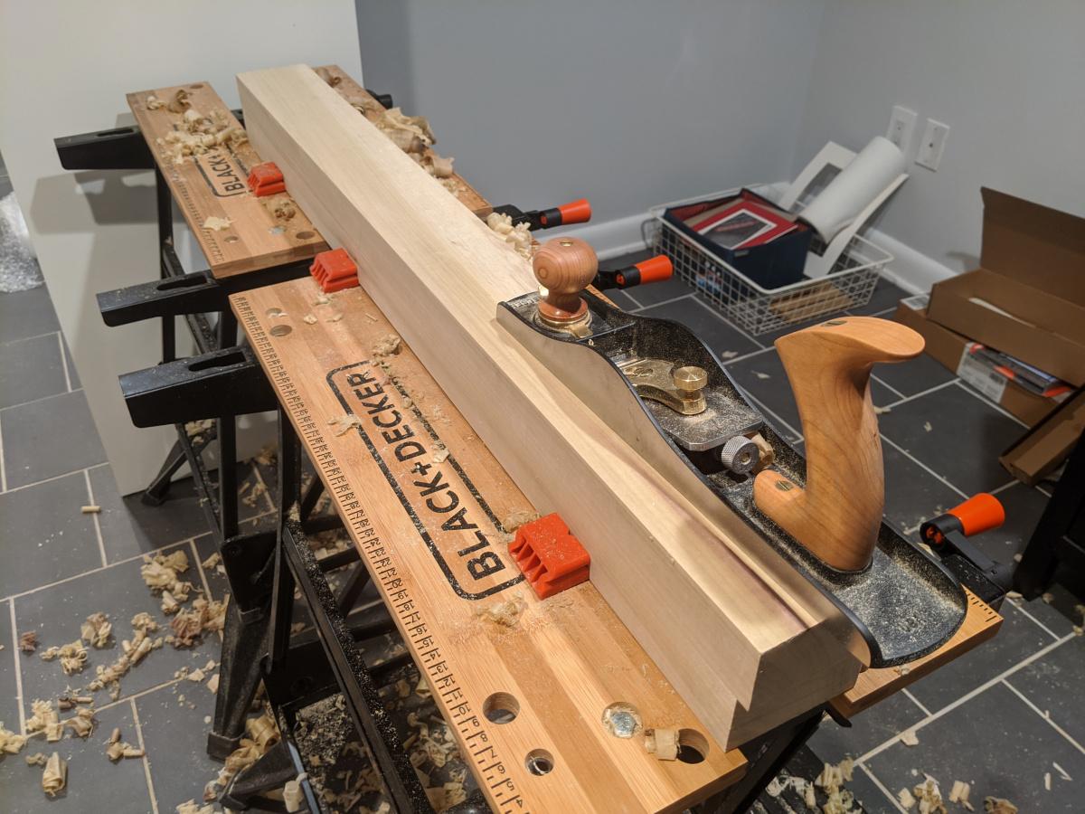 Beginner - building a workbench-mvimg_20191110_194642.jpg