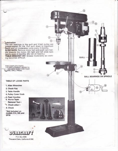 Duracraft Fm 1214 Manual