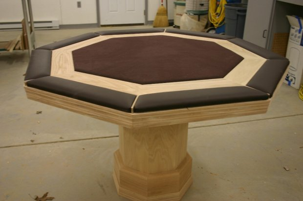 Poker Table Build Woodworking Talk Woodworkers Forum