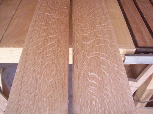 1  4 Sawn White Oak - Woodworking Talk