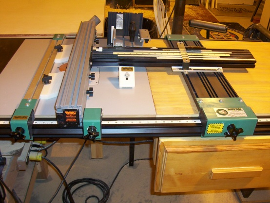 Whats Your Table Saw Fence Like Woodworking Talk Woodworkers Forum
