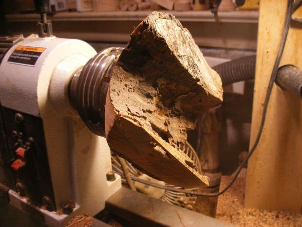 Got tired of kicking this piece of wood around-onthelathesm.jpg
