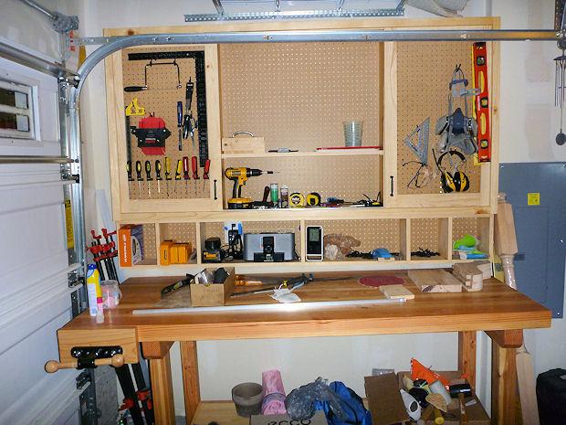 Sliding Door Pegboard Cabinet Woodworking Talk
