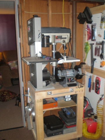 Small Shop Ideas Page 2 Woodworking Talk Woodworkers