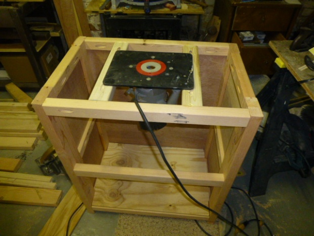 Router Table Build Woodworking Talk Woodworkers Forum