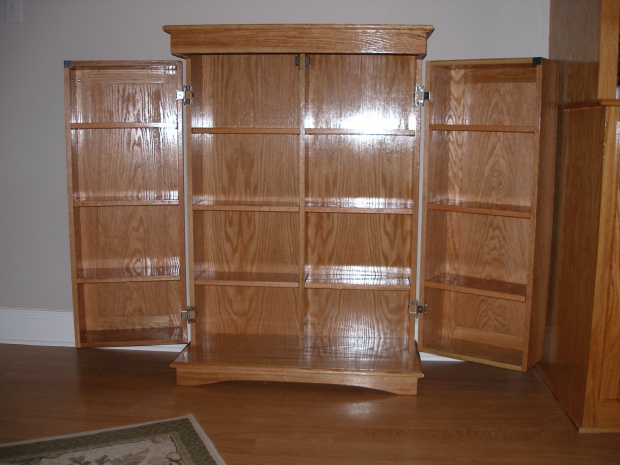 Dvd Cabinet Plans Free