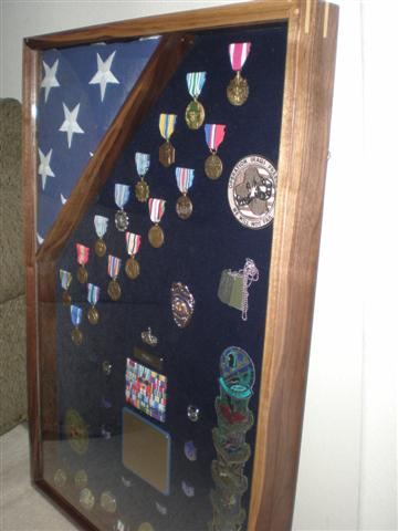 military shadow box woodworking plans