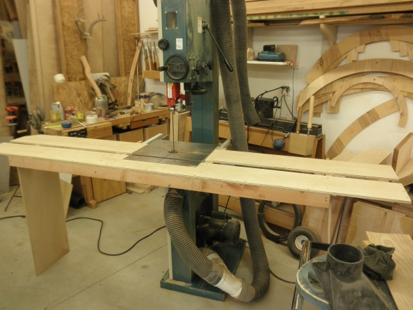 Resaw Large Logs On Your Bandsaw Woodworking Talk