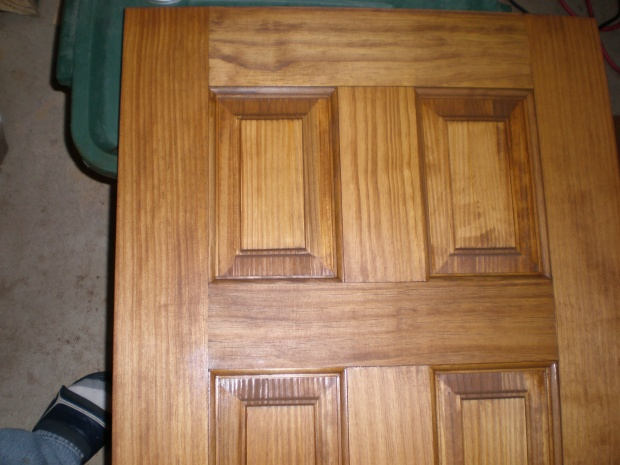 Click image for larger version Name P1300014.jpg Views 23189 Size 96.4 & Staining Pine Door - Woodworking Talk - Woodworkers Forum