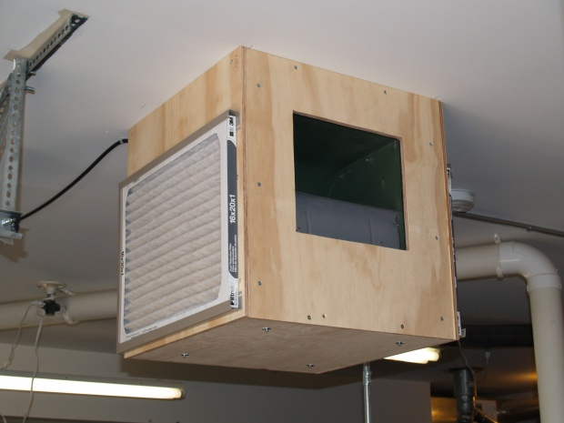 Holyfashionamanda Diy Shop Air Filtration System