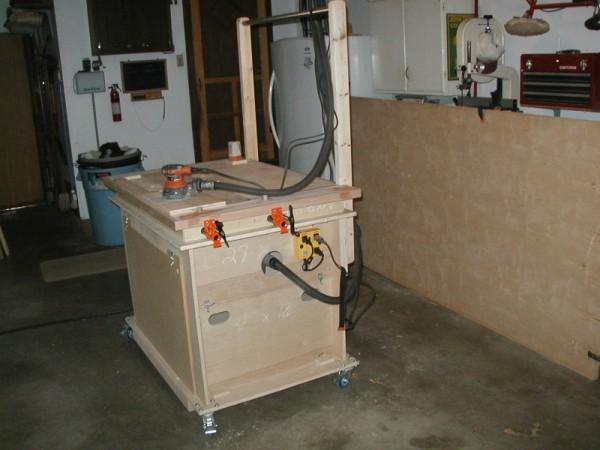 Fww Power Tool Workbench Woodworking Talk Woodworkers