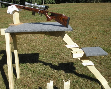 Shooting Bench - Woodworking Talk - Woodworkers Forum
