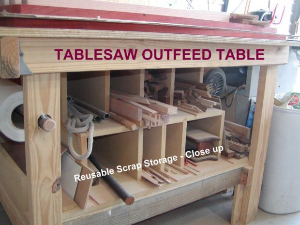 Outfeed Table Woodworking Talk Woodworkers Forum