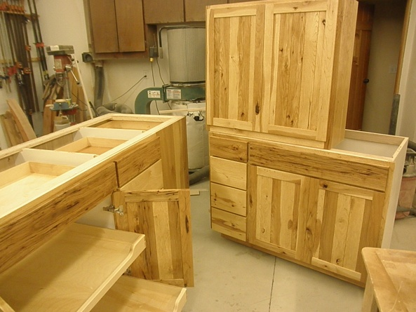 How do you attach face frames to the cabinet box? - Page 2 ...