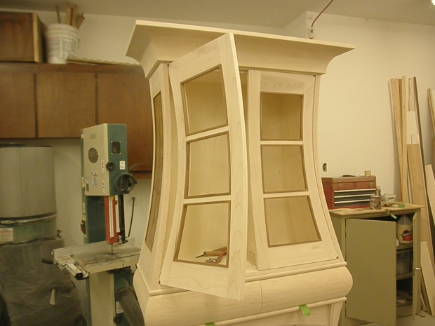 Click image for larger version Name: PC050551.jpg Views: 5611 Size: 84.3 & Installing hinges on compound curved doors - Woodworking Talk ... Pezcame.Com