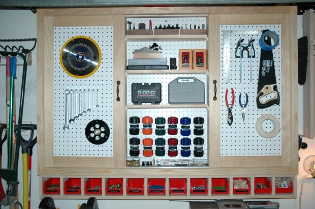 Click Image For Larger Version Name: Pegboard Cabinet 1 Views: 38037  Size