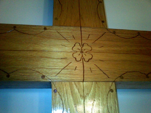 Curly Maple and Walnut cross - build thread-pegged-cross-0728122032.jpg