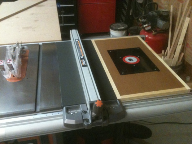 Table Saw Router Table Extension Plans New Router Table Extension And