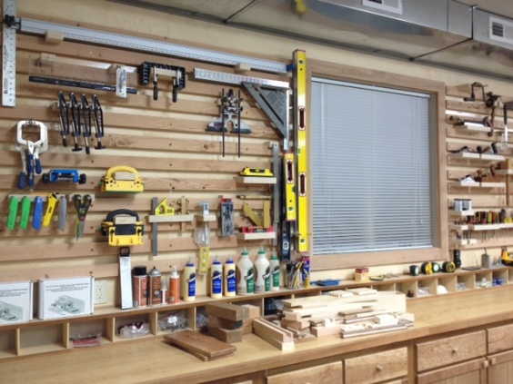 Pegboard Solution Ideas Page 3 Woodworking Talk