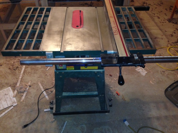 Table Saw From Craig S List Power Tools Wood Talk Online