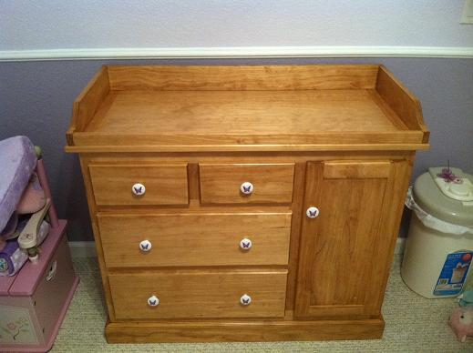 Woodworking Plans Baby Changing Dresser How To Make A Entertainment