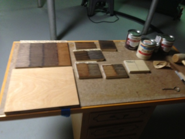 Advice staining poplar - Woodworking Talk - Woodworkers Forum