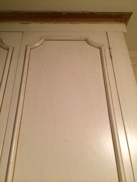 Replicating Curved Trim Vintage Cabinet Doors Pics