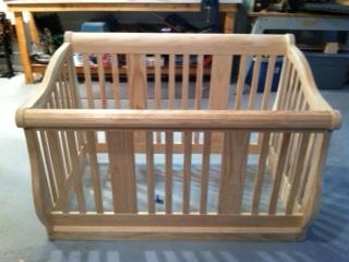 Baby Crib Build Page 2 Woodworking Talk Woodworkers