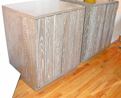 Pickled Oak Woodworking Talk