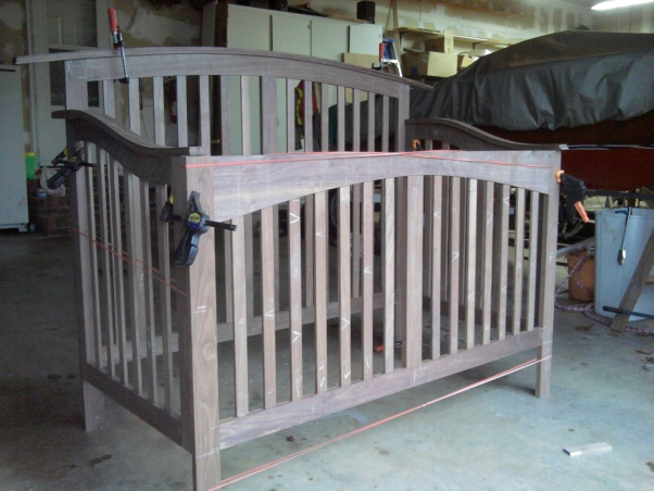 Convertable Crib Plans - Page 2 - Woodworking Talk ...