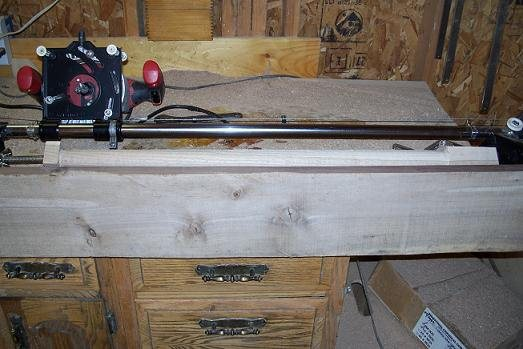 craftsman router lathe
