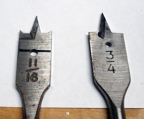 forstner bit vs spade. attachment 57829 . forstner bit vs spade n