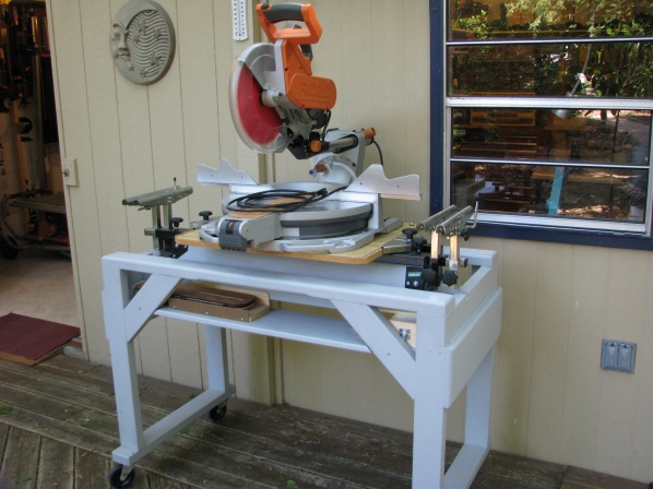 Do I Need A Miter Saw Table Woodworking Talk