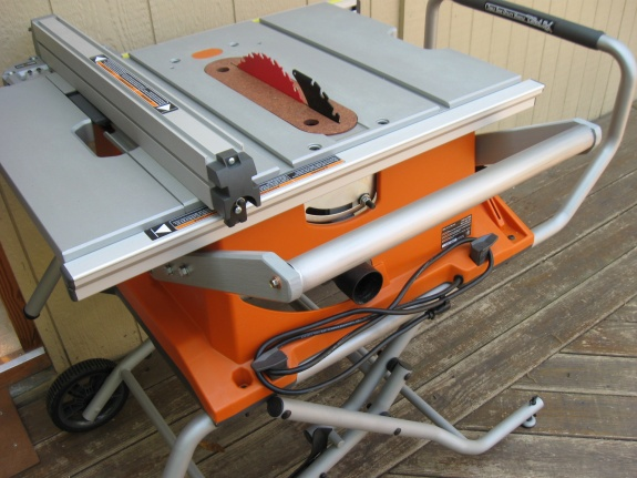 Fine table saw made even better with some mods woodworking talk click image for larger version name ridgid saw back viewg views keyboard keysfo Choice Image