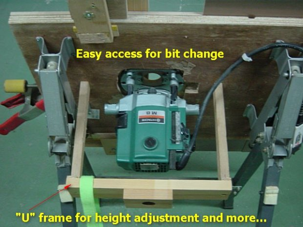 Router table woodworking talk woodworkers forum router table rt5g greentooth Image collections