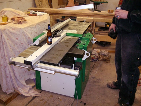 Grizzly G0660X 16 - Woodworking Talk - Woodworkers Forum