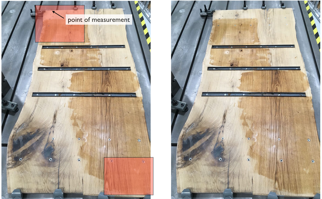 Need To Fix A Warped Table Top Woodworking Talk - How To Flatten A Warped Table Top