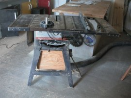 Craftsman tablesaw fence woodworking talk woodworkers forum greentooth Gallery