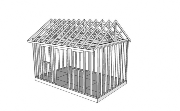 Free Sketchup Shed Plans