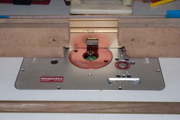 Router table suggestions needed woodworking talk woodworkers forum router table suggestions needed shoproutertablefenceopened1683g greentooth Gallery
