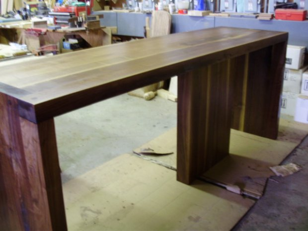 Click image for larger version Name: side table II.jpg Views: 3792 Size - Communal/side Bar Tables - Woodworking Talk - Woodworkers Forum