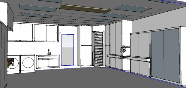 Garage Remodel garage/shop remodel - woodworking talk - woodworkers forum