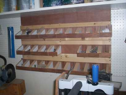 Nuts And Bolts Storage Woodworking Talk Woodworkers Forum