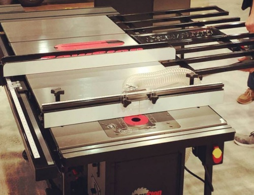 Saw stop cast iron router table woodworking talk woodworkers forum click image for larger version name ss routerg views 620 size greentooth Images