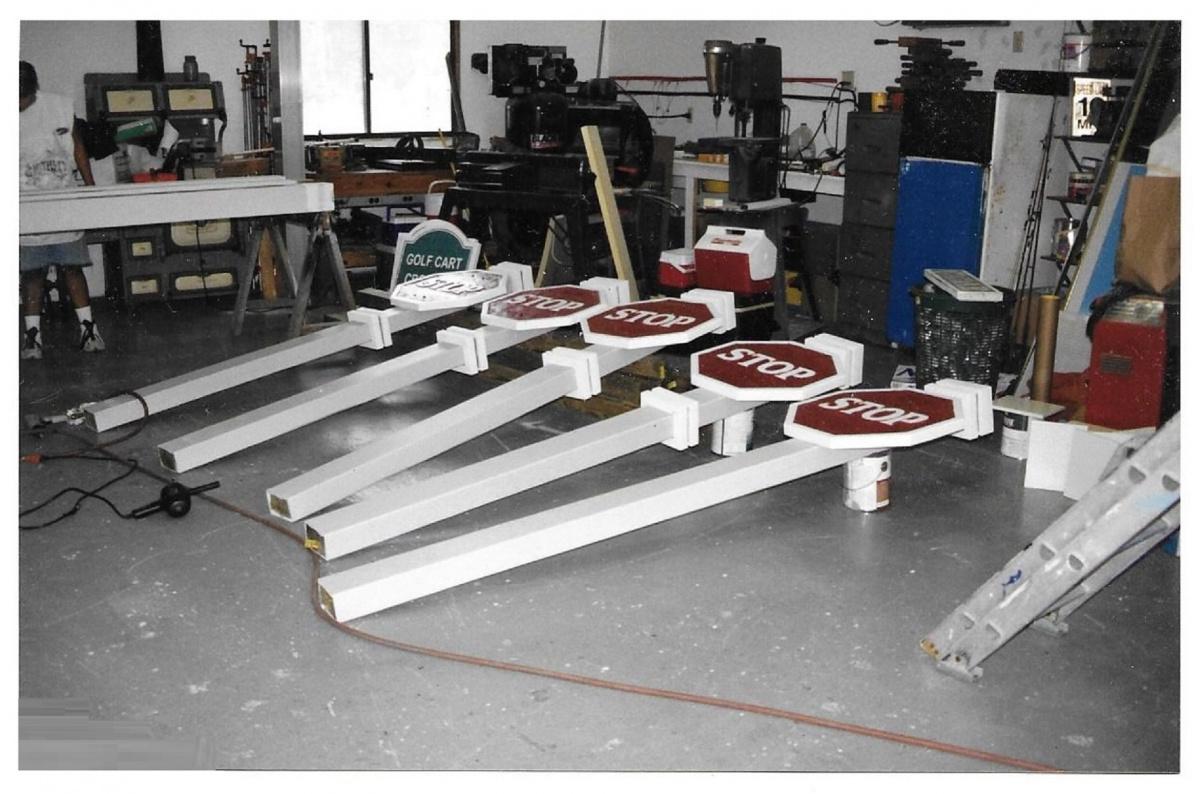 Garage floor for wood shop-stop-signs.jpg